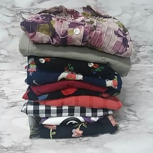 Lot of 10 Clothes, Mystery Box, 10 Pieces for $10